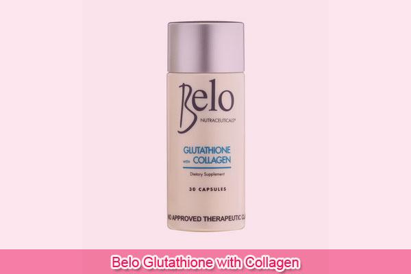 Belo Glutathione with Collagen