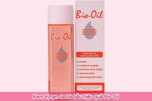 Kem rạn da bio oil