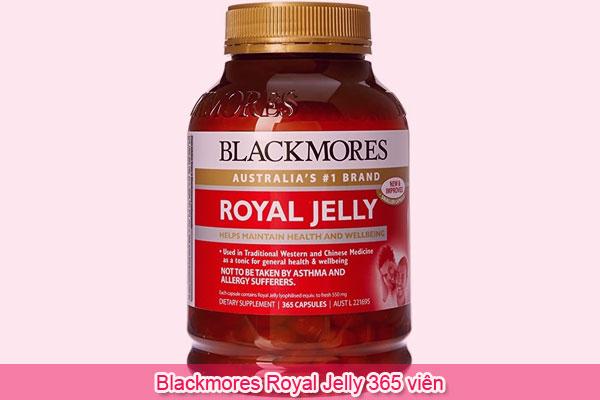 Blackmores Royal Jelly 365 viên