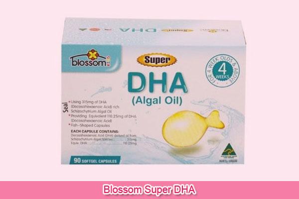Blossom Super DHA