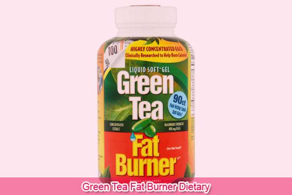 Green Tea Fat Burner Dietary