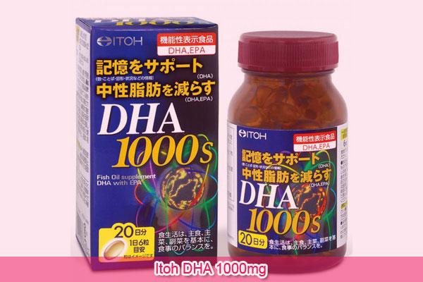 DHA 1000mg EPA 14mg