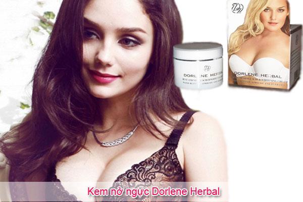 Kem nở ngực Dorlene Herbal