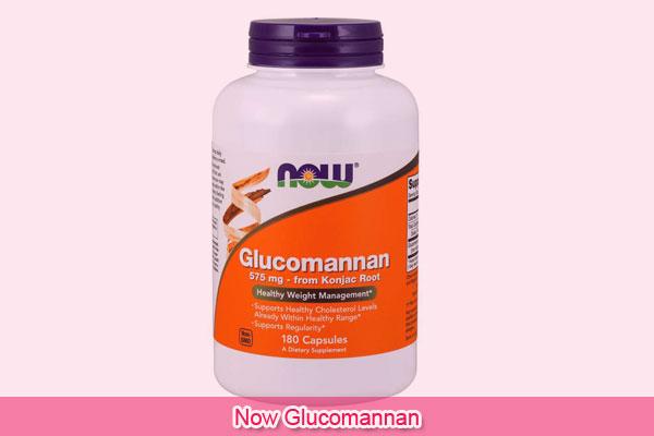 Now Glucomannan