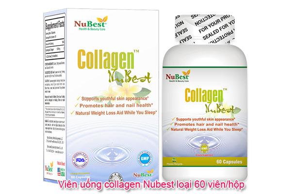 Viên uống Collagen Nubest