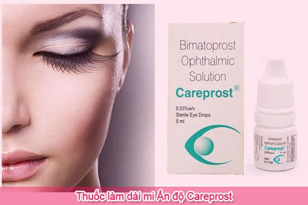 Thuốc làm dài mi Ấn độ Careprost