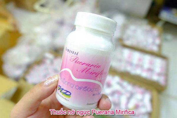Thuốc nở ngực Pueraria Mirifica