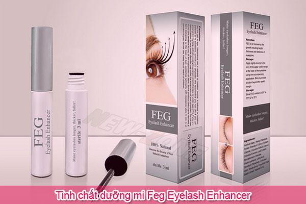 Tinh chất dưỡng mi Feg Eyelash Enhancer