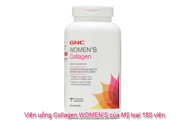 Viên uống Collagen WOMEN'S của Mỹ